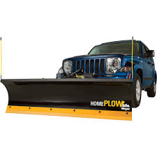 home plow by meyer snowplow manual lift auto angling 80in what about lifted trucks
