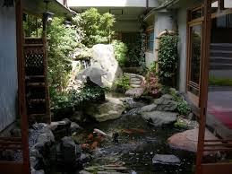 Small Picture Homes with Indoor Ponds