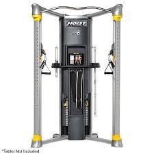 Hoist At Fitness Headquarters
