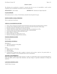 Cover Letter Travel Agent Sample Resume Travel Agency Manager Bunch
