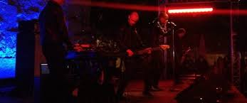 My Evening With Cold Cave | Dustin McCarthy