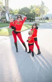 diy incredibles costume fresh mommy blog easy diy incredibles family costume by popular florida
