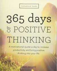 Motivational Books 365 Days Of Positive Thinking A Motivational