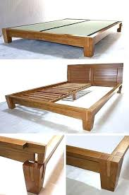 Japanese Platform Bed Frames Prile Kg Japanese Platform Bed Frame