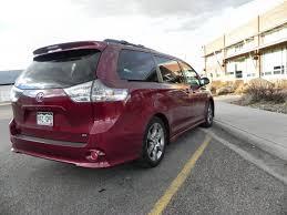2015 Toyota Sienna is still a Luxury Minibus