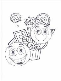Disegni Da Colorare Emojis Emoticons 27