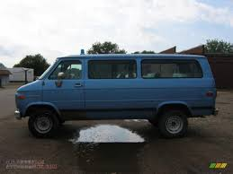 1995 Chevrolet Sportvan - Information and photos - ZombieDrive