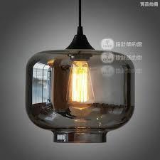 modern cheap lighting. modern pendant light smoked oculo candy jar yc cheap lightsmodern lighting