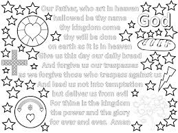 Our Father Coloring Page Inspirational Our Father Coloring Page For