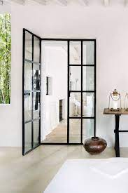 Крутые идеи стеклянных дверей pro