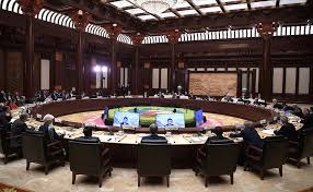 roundtable meeting of leaders at belt and road international forum and replies to journalists questions