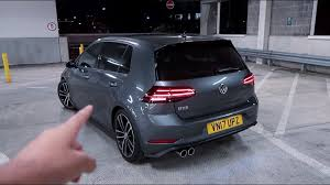 Is this VW Golf GTD Facelift MK7.5 a Hot Hatch? - YouTube