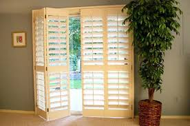 plantation shutters for sliding glass doors ideas decor decorating naples