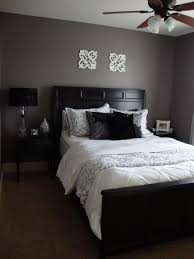 Dark Gray Bedroom Ideas