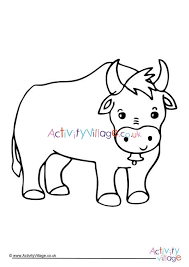 2021 and how the natives of various animal zodiac signs will overall speaking, the year of the ox will not turn out to be favourable for snake natives. Chinese New Year Ox Colouring Page
