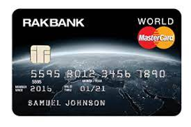 Check spelling or type a new query. Rakbank World Credit Card