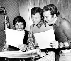 DeForest Kelley Forever: Working on STAR TREK-The Animated Series 1972