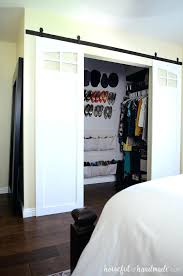 sliding barn closet doors closet sliding barn doors are the perfect way to update your bedroom