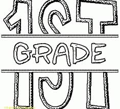 Coloring Pages Top First Grade Coloring Printable And Online At