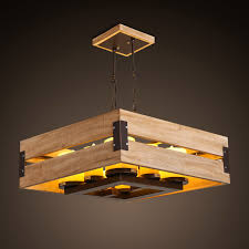 get ations pengda american wood marble candle chandelier japanese candlestick wood chandelier chandelier new chinese modern living room