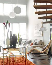 small loft furniture. Minimalist Living Room Small Loft Decoration Furniture