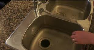 Sink Drain Repair Cabinets Man School How To Unclog The Manual Man Diy Unclog Kitchen Sink