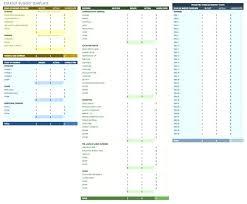 financial budget template your finances budget sheet financial budget template