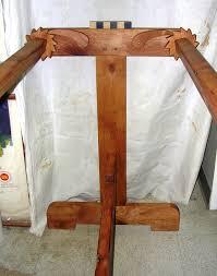 Traditional Quilting Frame – tension mechanism Â« Full Chisel Blog & I ... Adamdwight.com