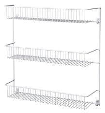 closetmaid 8022 3 tier wall rack 18 inch wide