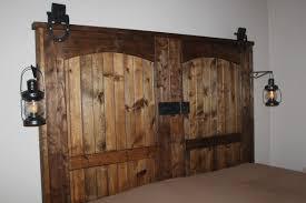 diy sliding barn door hardware new ideas make doors modern style king bed and simple designer bedroom rustic wooden twin beds how to build
