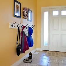diy coat rack an easy wall mounted