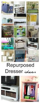 diy repurposed furniture. Repurposed-Dresser-Ideas-Pin Diy Repurposed Furniture