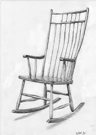 rocking chair drawing. Contemporary Drawing Rocking Chair Sketch  Google Search With Rocking Chair Drawing