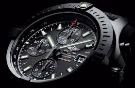 Automatic Blacksteel Breitling Colt The Unveils Chronograph