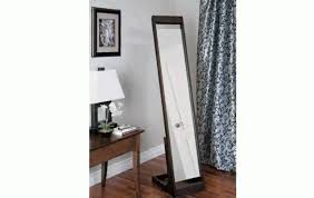 Wonderful Floor Mirror With Stand Standing A To Picture Throughout Decorating Ideas