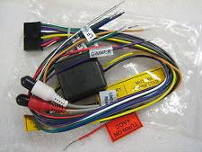 jensen wire harness new jensen original kdc 9520 wire harness cd cassette in dash receiver