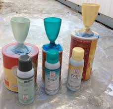 Design Master Tint It Spray Paint Sweater Surgery Color Blocked Craft Table And Accessories