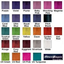 Stargazer Color Chart Stargazer Plume Google Search In 2019 Hair Color For