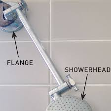 remove old showerhead