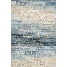 chimera dark blue 7 ft x 10 ft rug