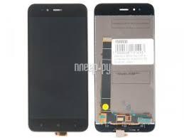 <b>Дисплей RocknParts</b> для Xiaomi Mi 5X/Mi A1 Black 586830