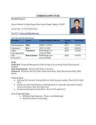 Best Resume Format For Software Engineers Niveresume Pinterest
