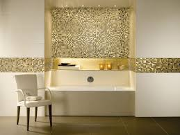 tile murals tuscan outdoor over concrete gl strip mosaic in the shower for master bath decorative