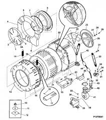 frigidaire dryer parts diagram images machine diagram ge image about wiring diagram and schematic