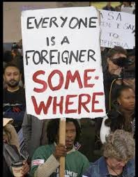 Image result for xenophobic pictures