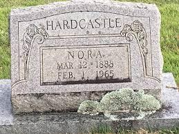 Nora Estes Hardcastle (1888-1965) - Find A Grave Memorial