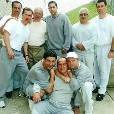 L to R) Standing: Richard Gotti Jr,Vito Guzzo,Charles Stango,Chris  LaBate,Anthony Aiello Sr& Andrew Merola Kneeli… | Chicago outfit, Mafia  gangster, Gangster films