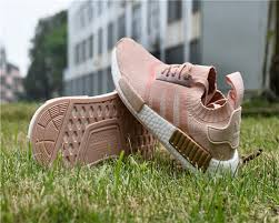 adidas shoes pink and gold. adidas nmd runner rose gold - light pink women\u0027s shoes and