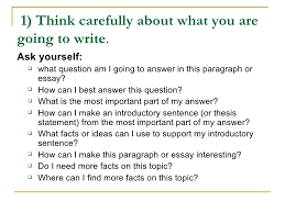 six pre writing steps six pre writing steps 2