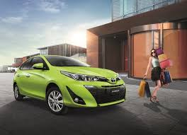 2018 toyota vitz. Simple Toyota 2018 Toyota Yaris Thailand Front Three Quarters Intended Toyota Vitz